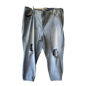 Torrid Jeans Size 24R-Girlfriend Fit
